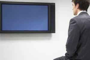 טלויזיות לתליה על קיר גבס