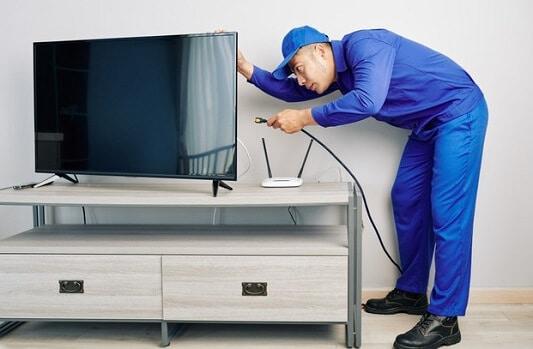 התקנת טלויזיה על קיר גבס במחירים הוגנים